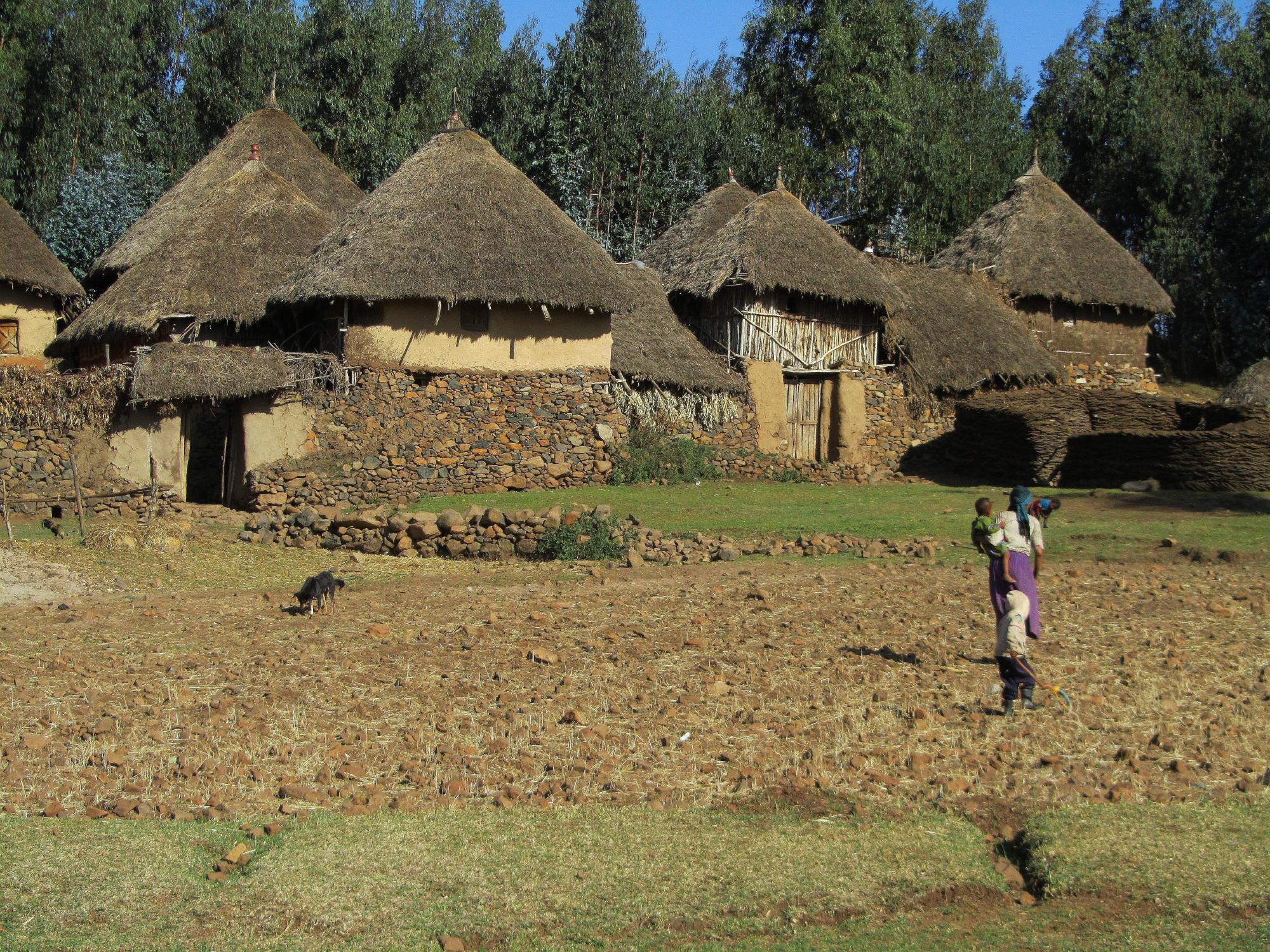 Ankober Palace Lodge Ethiopia