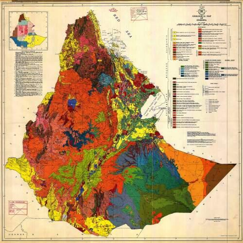 ETHIOPIA CLIMATE ZONES & GRAPHS