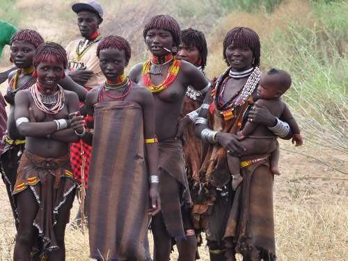 RITUALS HAMAR TRIBE, ETHIOPIA