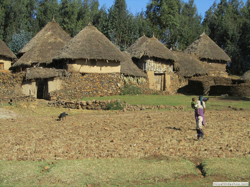 debre-birhan-woreda-traditional-village