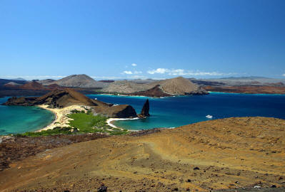 NATIONAL PARKS WORLDWIDE LARGEST LIST: Galapagos cruises.