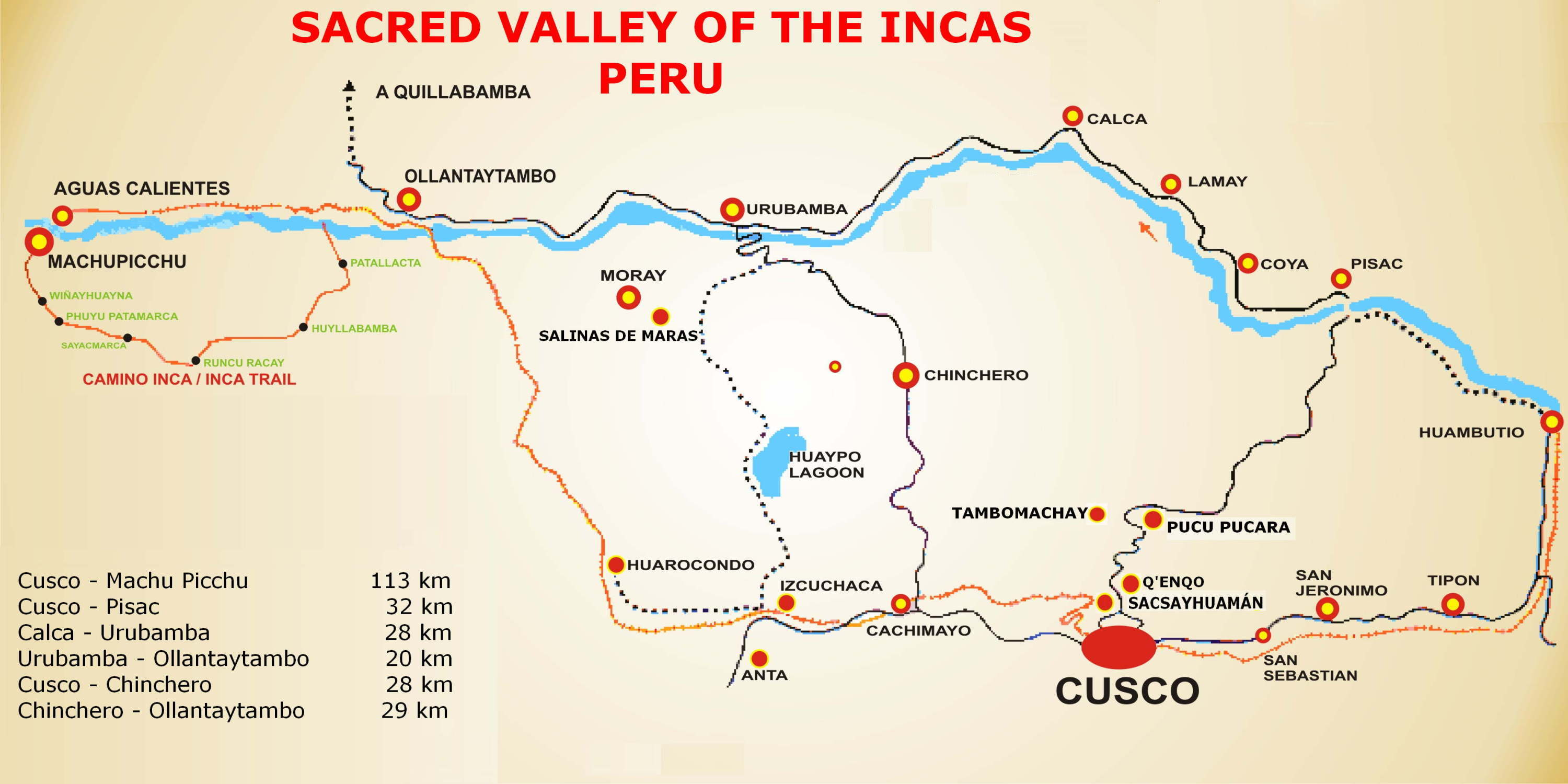 how to get to sacred valley from cusco